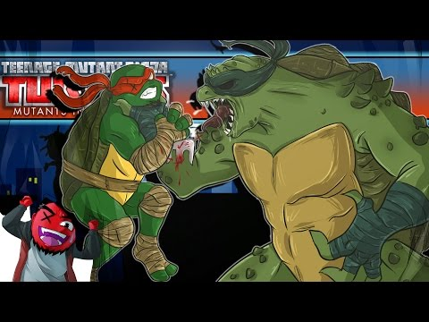 "Teenage Mutant Ninja Turtles: Mutants in Manhattan | ""EP3: Slash!"" (w/ H2O Delirious) (TMNT)"