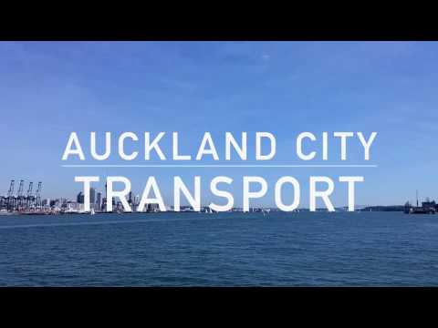 2016 - 'Auckland City Transport' - Short Documentary - Year 12 TGS Media Studies