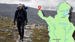 Kiivetään Suomen korkeimpaan pisteeseen! (OSA 1/2)