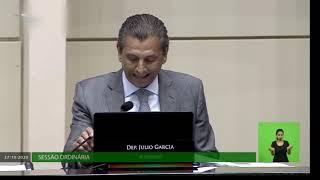 Presidente avalia os trabalhos no Tribunal Especial de Impeachment