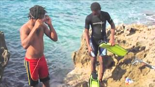 carlos the fisherman sandy ground jamaica