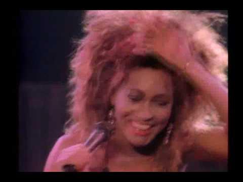 Tina Turner Let´s Stay Together 1985