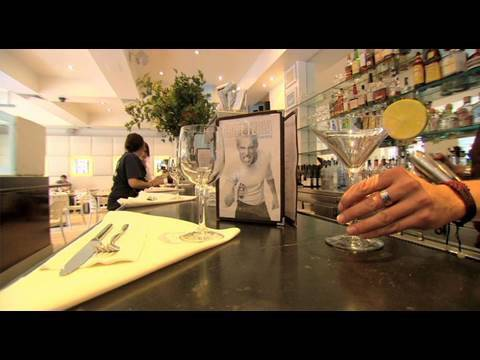 Chic Eats - Cafeteria - New York Restaurants - On Voyage.tv