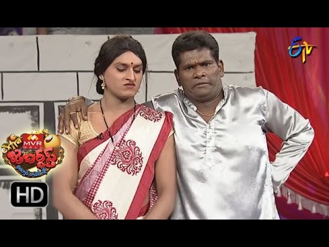 Chammak Chandra Performance | Extra Jabardsth | 3rd March 2017| ETV  Telugu