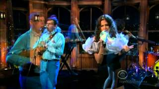 Eliza Doolittle: Skinny Genes (From Live on Late Late Show with Craig Ferguson)