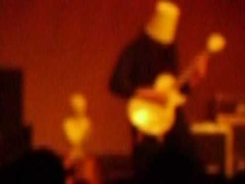 Buckethead - Soothsayer (Live at the Orpheum Theater, Flagstaff, AZ, 02/09/2008)