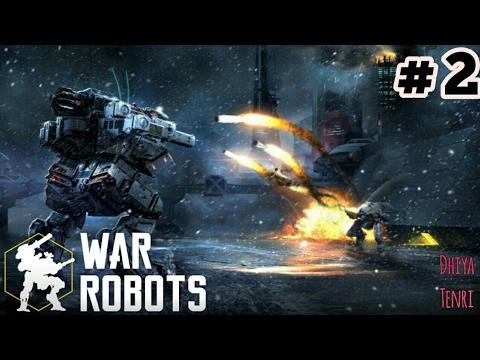 War Robots 2 Akun Terhapus Terpaksa Di New Game Youtube