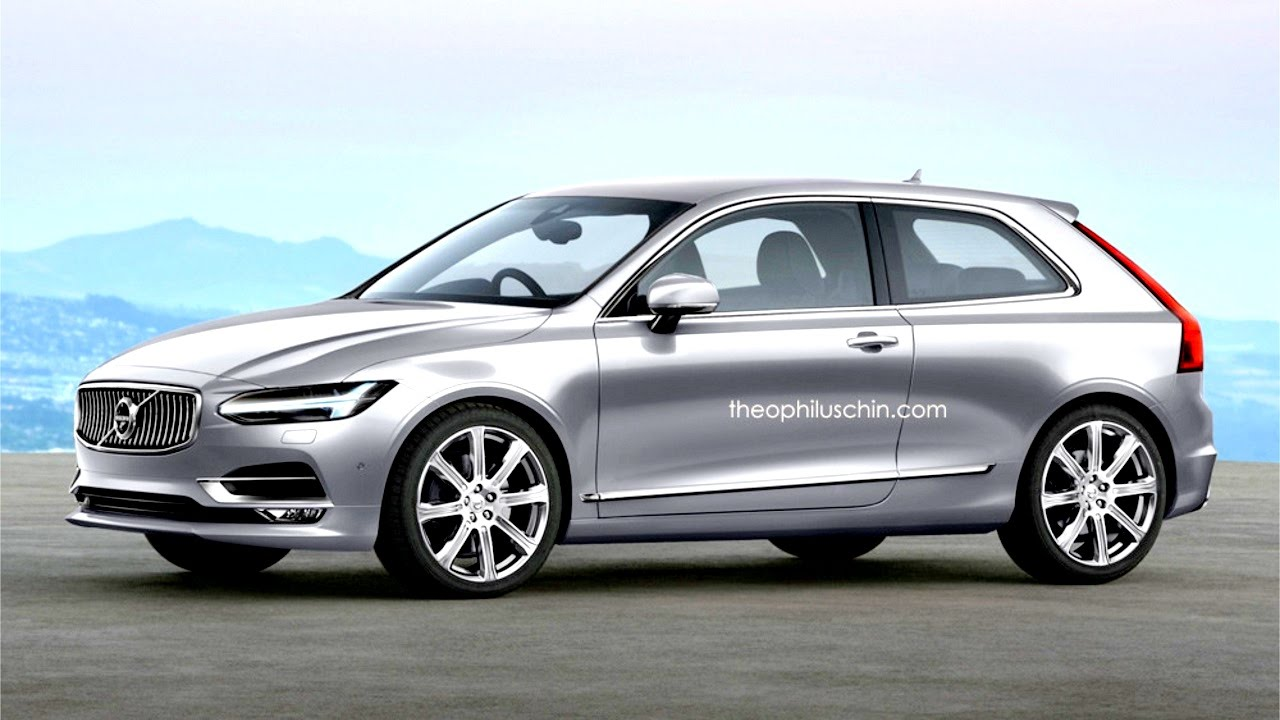 Volvo S30 First Look 2016 2017