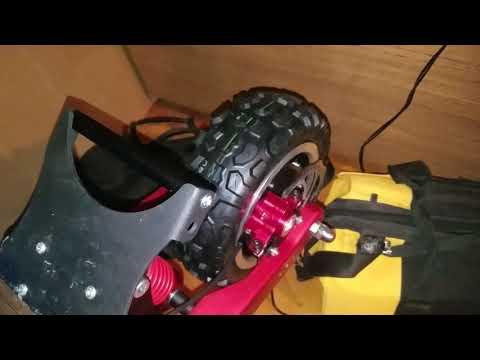 Электросамокат - проблемы после гидроизоляции