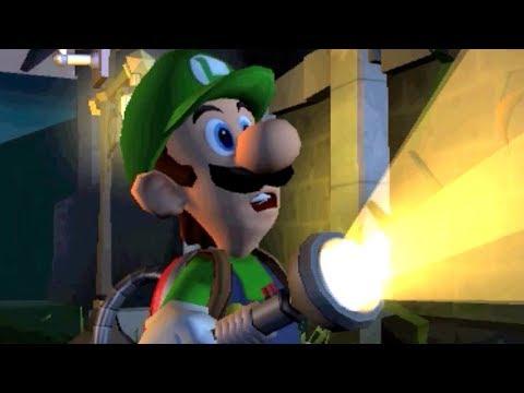 Luigi's Mansion: Dark Moon 100% Walkthrough Part 4 - Haunted Towers B-1 & B-2 (3-Star Rank)