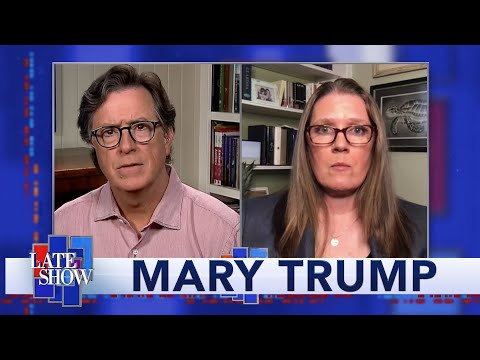 Mary Trump: I Felt An Obligation To Write This Book