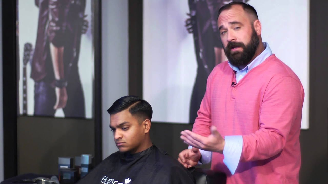 e90894bcdf5 How to Do a Shape Up Like a Barber   Men s Haircuts   Grooming - YouTube