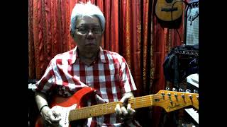 Never On Sunday (Billy Towne) - guitar cover by Johny Damar