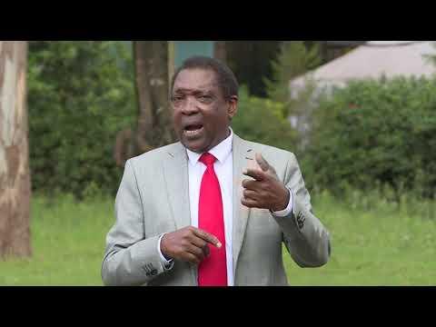 What Uhuru wanted to say at Bomas.