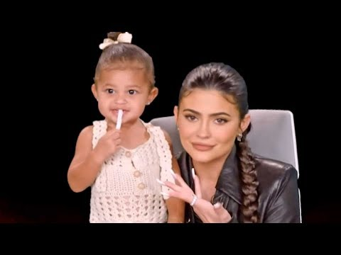 Watch Stormi Webster Totally SHADE Mom Kylie Jenner