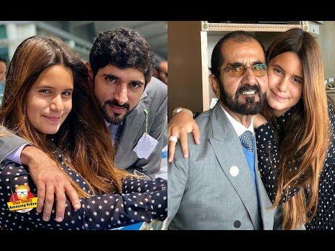 Sheikh Hamdan Crown Prince Of Dubai Fazza And Sheikha Mahra Princess