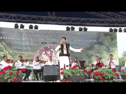 """Grigore Gherman - Sus pe culmea dealului - Festivalul """"Munte, munte, brad frumos"""""""