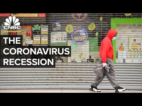 Why The Coronavirus Recession Is Unlike Any Other