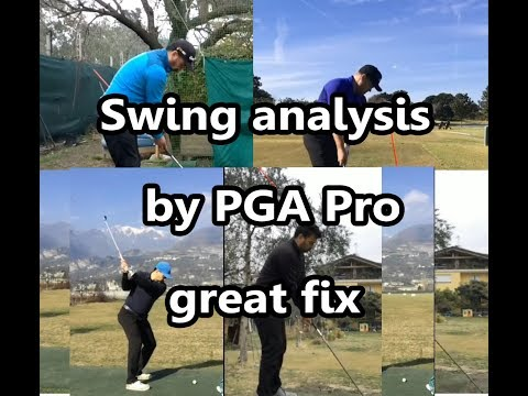PGA pro lesson - forearm roll - excellent drill