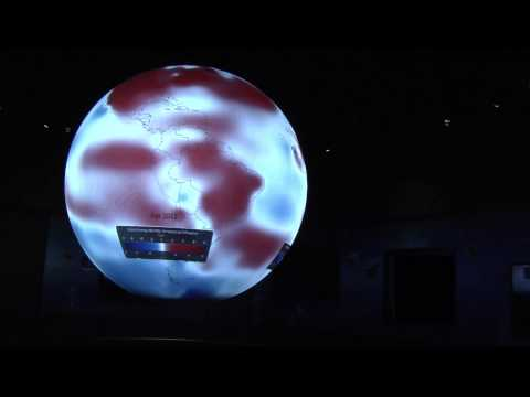 NOAA Acting Administrator Dr. Kathryn Sullivan on the 100th Installation of Science On a Sphere
