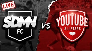 SIDEMEN FC VS YOUTUBE ALLSTARS LIVESTREAM Video