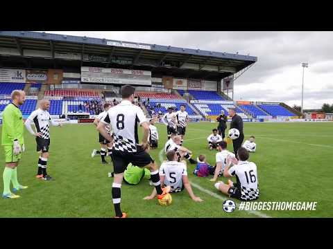 Biggest Home Game - Inverness Caledonian Thistle FC