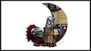 Numentale - (Card-Crawling Dungeon Adventure Game)