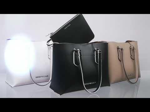 Emporio Armani SS18 - Shopping bags