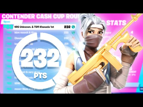 DOMINATING In DUO CASH CUP On 🖱️⌨️ W/ KHANADA 🏆