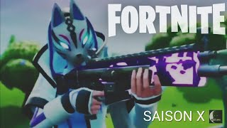 FORTNITE: VIDEO WITH NEW SKINS, EMOTES... SAISON X
