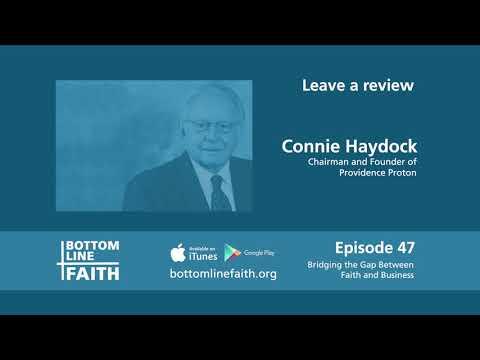 Connie Haydock Bottom Line Faith Episode 47