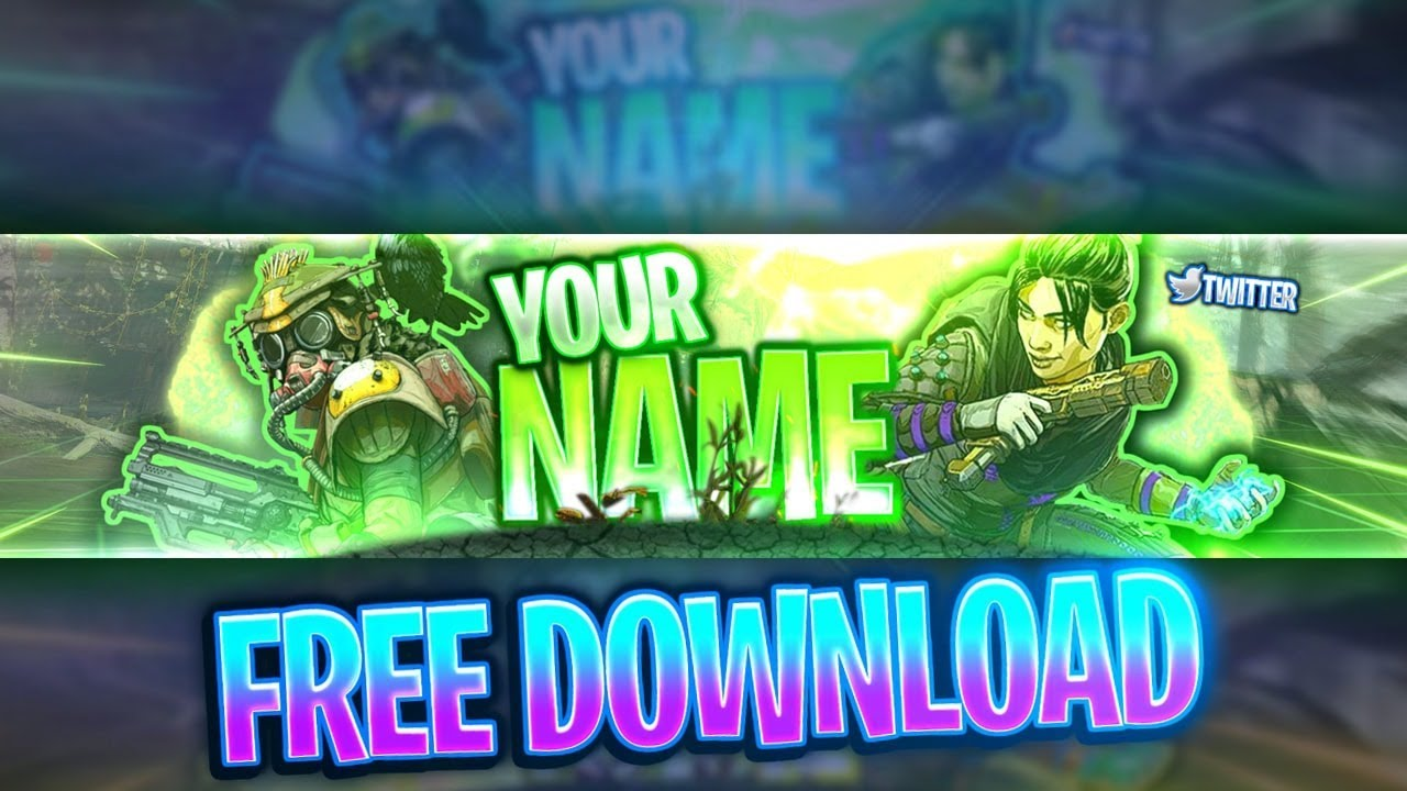 2048x1152 Youtube Banner Template