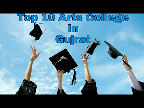 Top 10 Arts College in Gujarat || Knowledge World