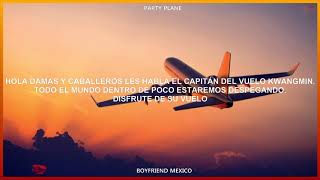BOYFRIEND - PARTY PLANE (SUB ESPA?OL)
