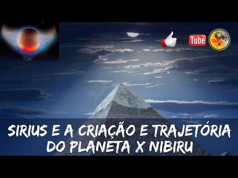 Sirius e a Criação de Nibiru Planeta X e a Terra, Irmã do Sol, Egípcios, Horus, Cristo, Pineal e +