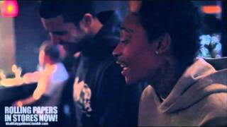 Drake feat Wiz Khalifa - Purple Flowers (Prod by ReLiX The Underdog).mp4