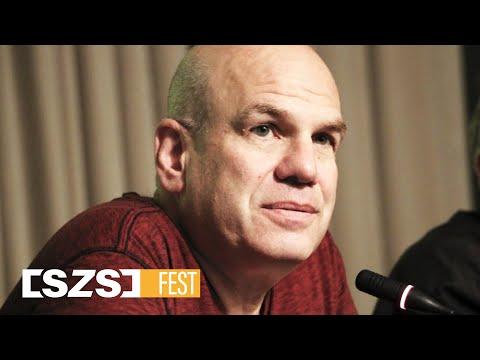 Masterclass de David Simon amb David Trueba al Serielizados Fest 2016