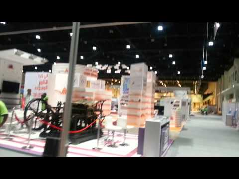 The end of Abu Dhabi International Book Fair