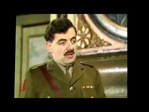 Black Adder Goes Forth Debriefing