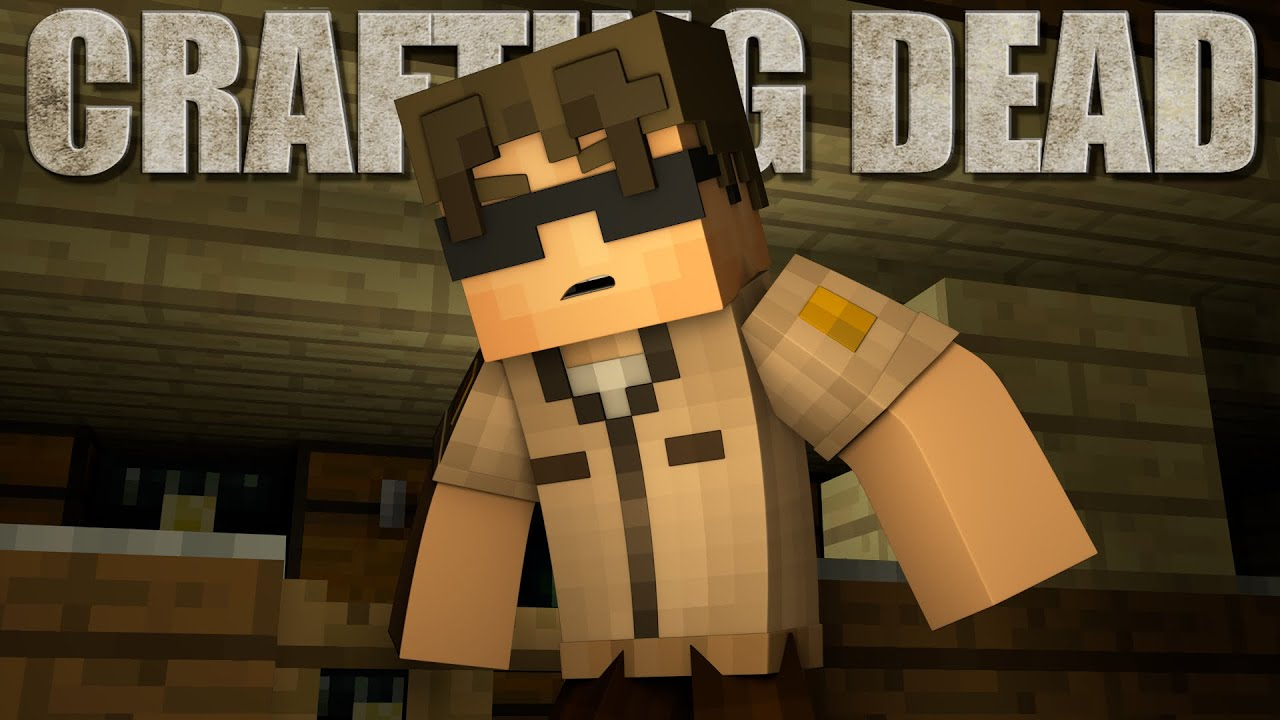 "Minecraft Crafting Dead - ""A True Hero"" #10 (The Walking Dead Roleplay S6)"
