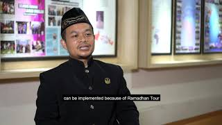 Indonesian Ahmadiyya Muslim Community welcome 'Live In' guests