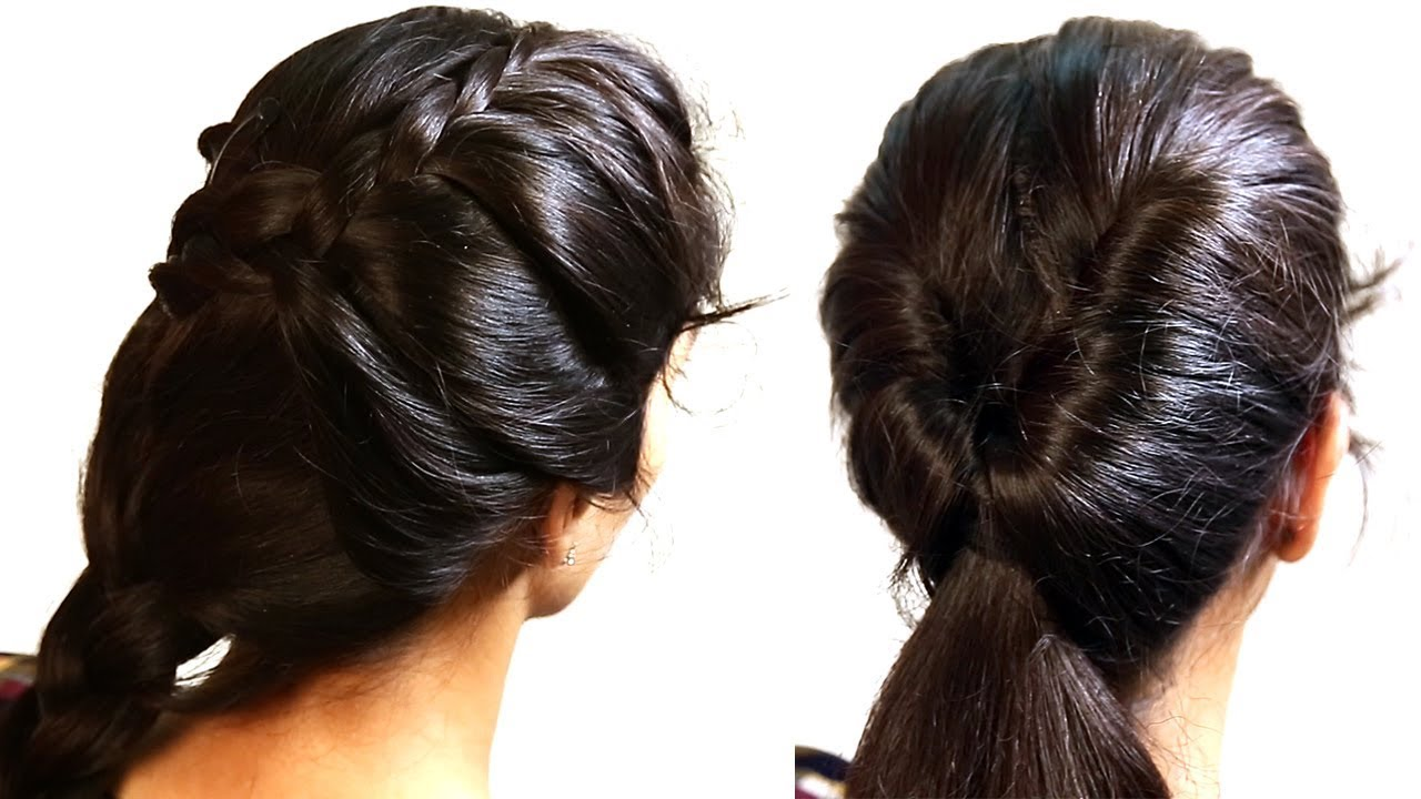 easy & cute summer perfect puff for thin hair everyday puff
