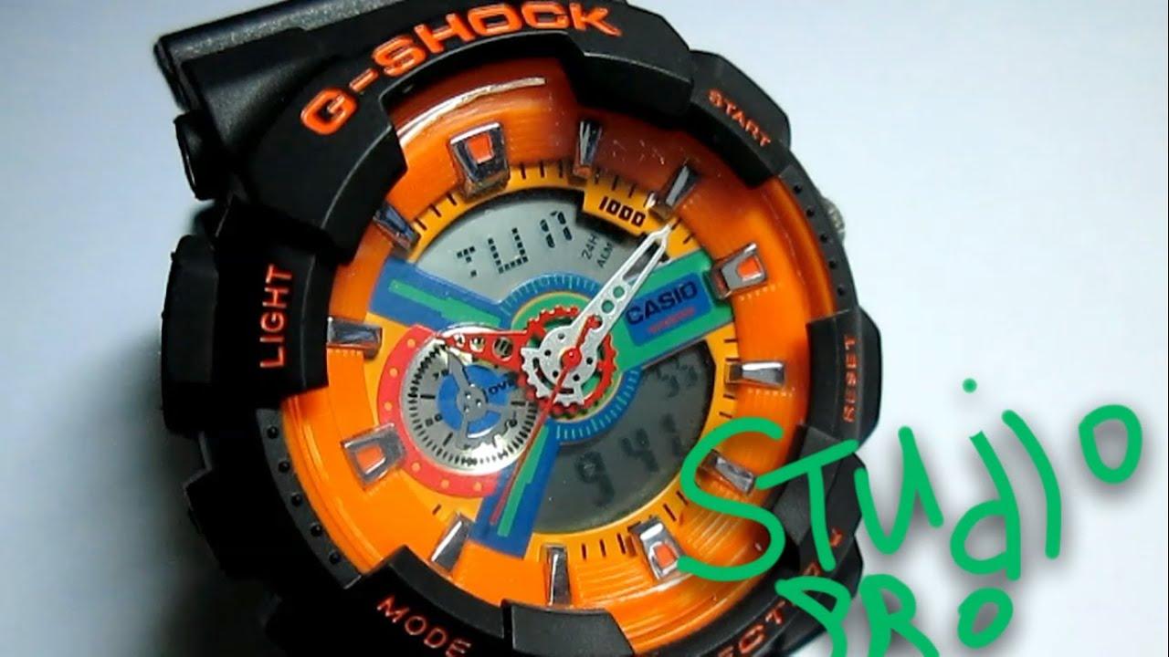 Часы джи шок японской торговой марки «casio» отлично зарекомендовали себя на рынке снг, в том числе и в казахстан.
