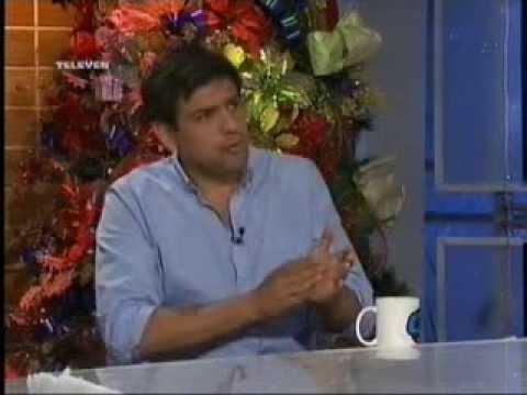 Alcalde Carlos Ocariz con Luis Chataing
