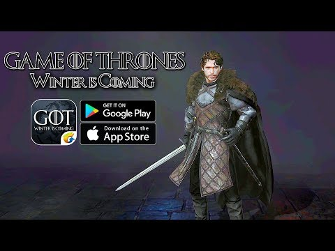 Game Of Thrones: Winter is Coming Mobile (Tencent) - Official Launch Gameplay (Android/IOS)