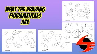 What The Drawing Fundamentals Are