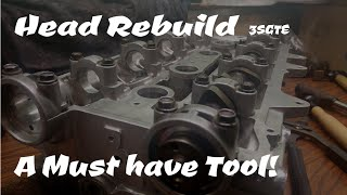 Head Rebuild 3SGTE & A Must have Tool