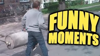 Welcome to Hanwell - FUNNY MOMENTS