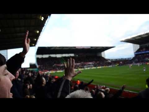 Stoke-on-Trent vs. Arsenal 1:0
