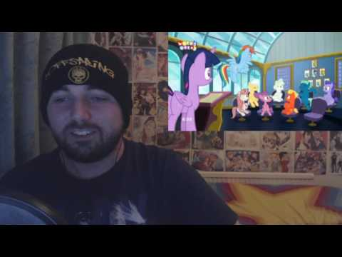 Luffy Reacts - MLP S6 E24 - Top Bolt